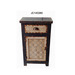 Home decoration shabby chic standing cabinet