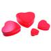 China supplier heart shape gift packaging tin box