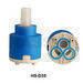 Faucet tap mixer valve ceramic cartridge