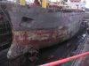 Vessels drydocking