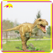 Amusement Park Highly Detailed Animatronic Fake Dinosaur