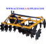 Ing Kutter Angle Frame Disc Harrow - 5 1/2-Ft