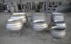 Cast iron potjie with full range of sizes and diffirent finish as need