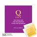 Q-loca 24k loose EDIBLE Gold Leaf, 25 sheets, 80x80 mm