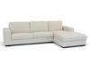Genuine leather sofa KS050