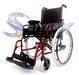 Manual Wheelchair Folding Wheelchair Wheel Chair SX614