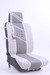 Pure hand made ice silk car seat cover for any car