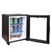 Small size fridge, mini refrigerator, mini absorption refrigerator