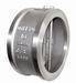 Ball valve/Wafer check valve