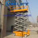 Hdyraulic Scissor Lift Platform Cargo lift