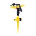 1/2'' Male Plastic Rotating Impact Sprinkler For Garden Irrigation Far