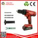18V LI-ION Battery Cordless Hammer Drill