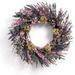 Pussy Willow with Flowers Wreath 18