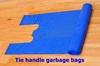 Garbage bag Refuse sack