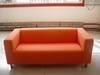 IKEA Klippan cotton canvas fabric sofa cover