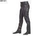 Leather Motorbike/ Fashion Trouser