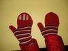 Wool Pattern Socks/Mittens/Scarfs/Hats