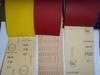 Abrasive Cloth Roll, Sand paper, Fibre disc, velcro disc
