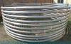 Gr2 ASTM B338 Heat Exchanger Titanium Coil Pipe