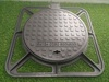 Ductile Iron Manhole Covers Standard BS En124