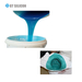 RTV-2 FDA Mold Make Liquid Cured Silicone Rubber For Life Casting