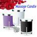 Adult Sex body Natural Scented massage Candles for SPA MG8093D