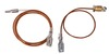 Universal gas stove/rang/fireplace thermocouple wire /head/connector