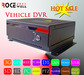 3G WIFI GPS H.264 wireless remote video security car mobile DVR MDVR