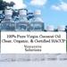 100% PURE, ORGANIC VIRGIN COCONUT OIL