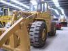 Used log loader CAT 966F