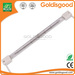 Shortwave ir halogen heating lamp tube