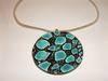 Unique handmade ceramic jewels