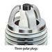 Gatherpeaks Nickel / tungsten / Platinum / Ir electrode spark plugs