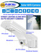 Fujicell Solar Power Security Motion Recording Cameras
