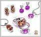 Sell cubic zirconia, synthetic stones, pendant, nacklace, earring