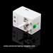 Universal Travel Plug with USB Port