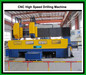 CNC Angle Line for Punching Drilling Shearing Machine