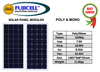 Fujicell Allied Solar Panels Poly & Mono Into Wide Range
