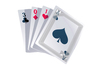 RFID 13.56Mhz PVC NFC Poker Playing Cards