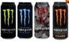 Red Bull, Monter Drink, Coca cola energy drink