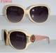 Hot sale fashion plastic sunglasses