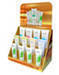 Cardboard display, corrugated display, carton display, paper display