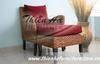 Water hyacinth furniture, poly rattan furniture, wicker furniture