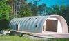 Fiberglass Dome Structures