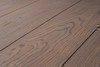 Oak and ash engineered flooring