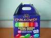 Sidewalk Chalk Colors, Glue Pen