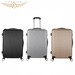 8 Year OEM ODM China Factory ABS Travel Trolley Luggage