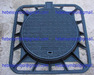 Cast iron surface valve box