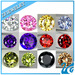 Wholesale 1mm round cz cubic zirconia gems stone