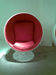 Ball chair/Eero Aarnio/leisure chair/famous chair/fibreglass furniture